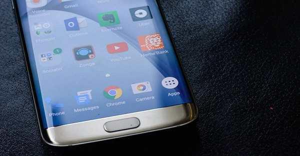 Bagaimana Mengatasi Masalah Galaxy S7 Black Screen?