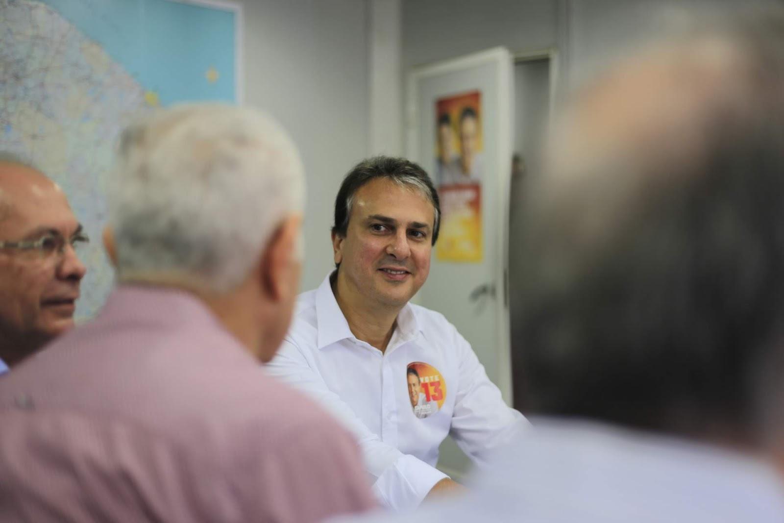 d022841525529 Na oportunidade, Camilo detalhou avanços e desafios da agricultura para os  próximos quatro anos com representantes de entidades como Federação da ...