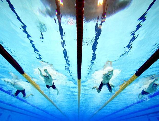 Aquecimento Olímpico: Natação