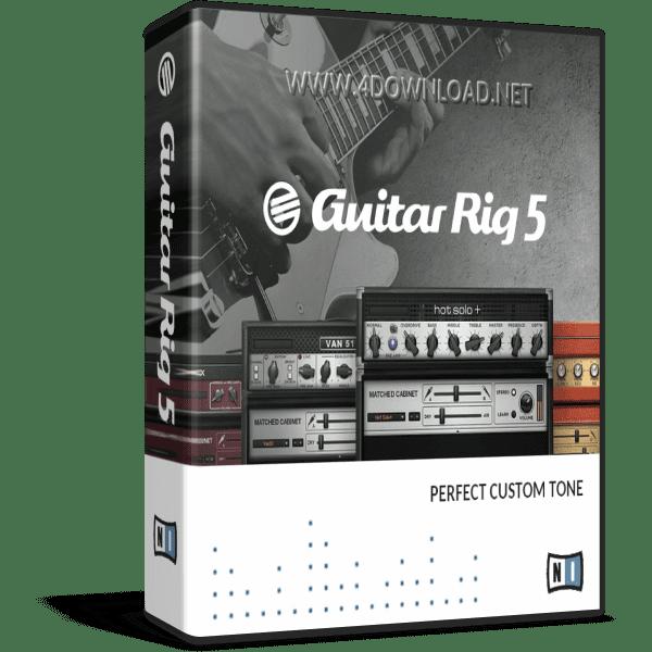 Download Native Instruments - Guitar Rig 5 Pro v5.2.2 Full version
