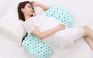 Posisi Tidur yang Baik bagi Ibu Hamil