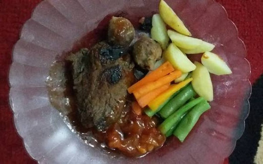 Resep Steak Daging