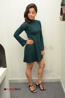 Actress Aparna Bajpai Latest Pictures in Green Dress  0120