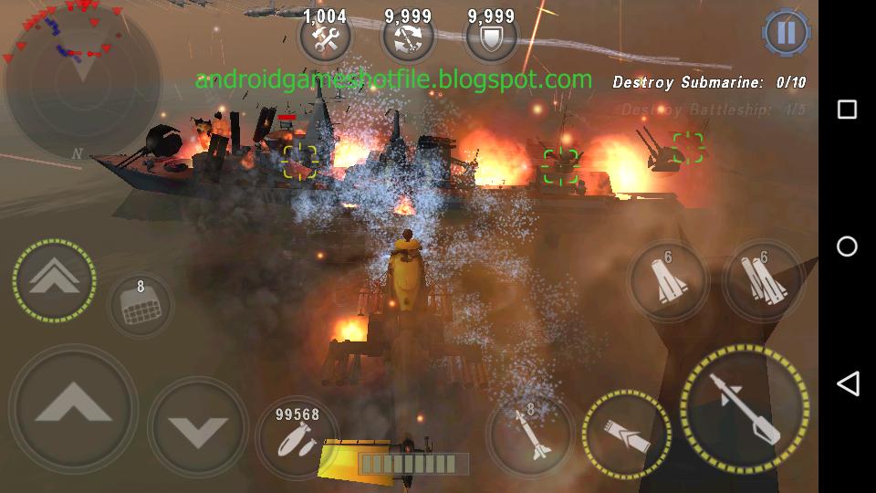 Gunship Battle Helicopter 3D V2.2.60 Mod Apk [Unlimited