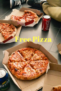 Free Pizza Giveaway