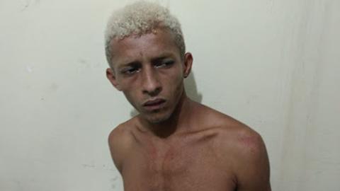 Suspeito de roubo seguido de estupro em Presidente Vargas/MA