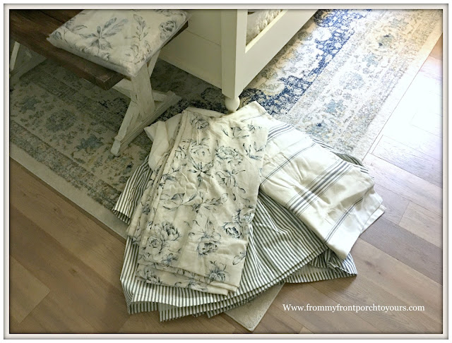 Master Bedroom-New House-MakeoverInterior Design-Blue-Gray-From My Front Porch To Yours