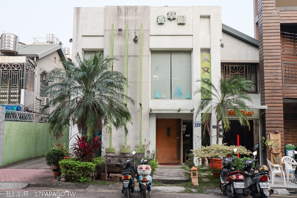 香草園法式蔬食餐廳