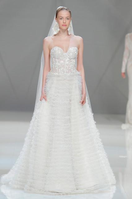 Vestido de novia de Naeem Khan 2017