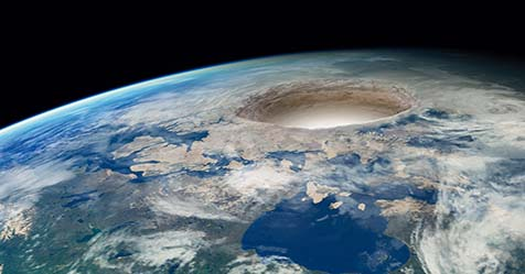 Mystery of Life in Underground and Hollow Earth Theory