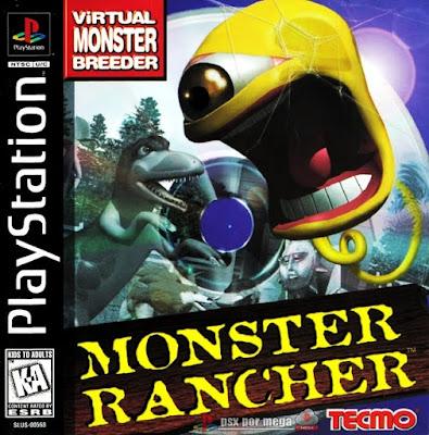 descargar monster rancher psx mega