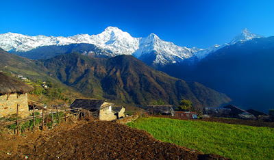 trekking with children and elderly in Nepal