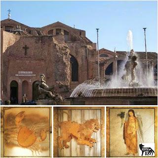 Michelangelo e l'antico: Santa Maria degli Angeli, la Meridiana Clementina e le Terme di Diocleziano - Visita guidata Roma