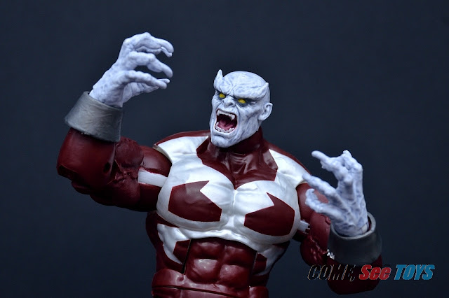 Marvel Legends Series Caliban BAF