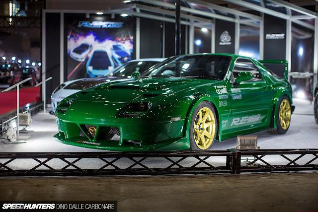 Mazda RX7 RE Amemiya