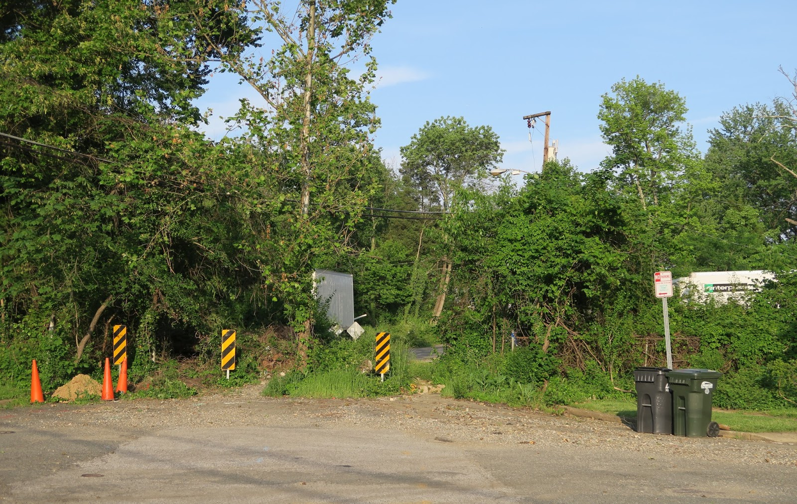 The Annandale Blog Mcwhorter Trail Project Will Improve