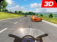 Racing Moto 3D v1.3 [Mod]