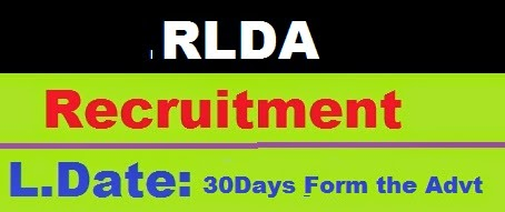 RLDA Recruitment 2014 - Latest Govt Recruitment Job 2014