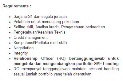 Info Loker Terbaru - Lowongan Kerja MayBank Terbaru 2020