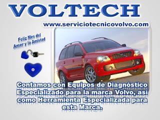 Servicio de Diagnostico Volvo - VOLTECH