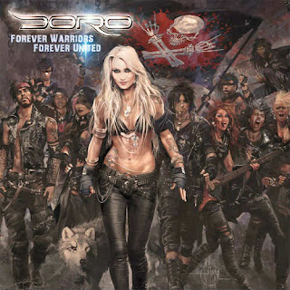 "Το video της Doro για το ""All For Metal"" από το album ""Forever Warriors, Forever United"""