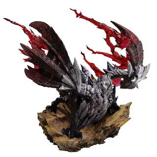 Capcom Figure Builder Creator's Model - Sky Comet Dragon Valphalk Rage - Capcom