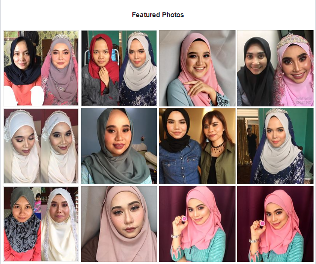 Make Up Cantik Dari MUA Fatin