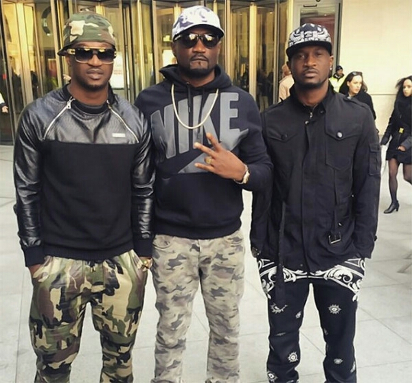 P'Square And Brother Jude Almost Exchange Punches At Lawyer's Office (Details here)