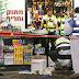 Ataque com faca em Petach Tikva deixa uma pessoa levemente ferida