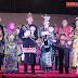Puncak Acara Penetapan Juara Pemilihan Muli Mekhanai Lampung Barat 2016