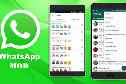Download apk whatsapp mod Untuk Android Versi Terbaru