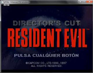 descargar Resident evil 1 Directors Cut Sin Sensura Traduccido al Español