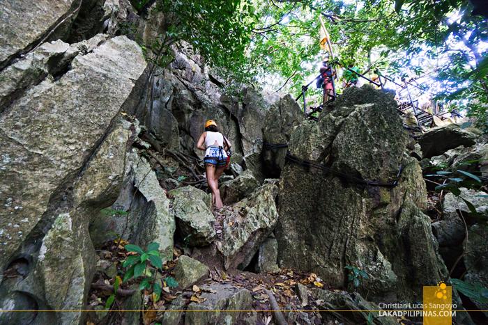 El Nido Canopy Walk Climb