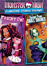 Monster High Clawesome Double Feature DVD Item