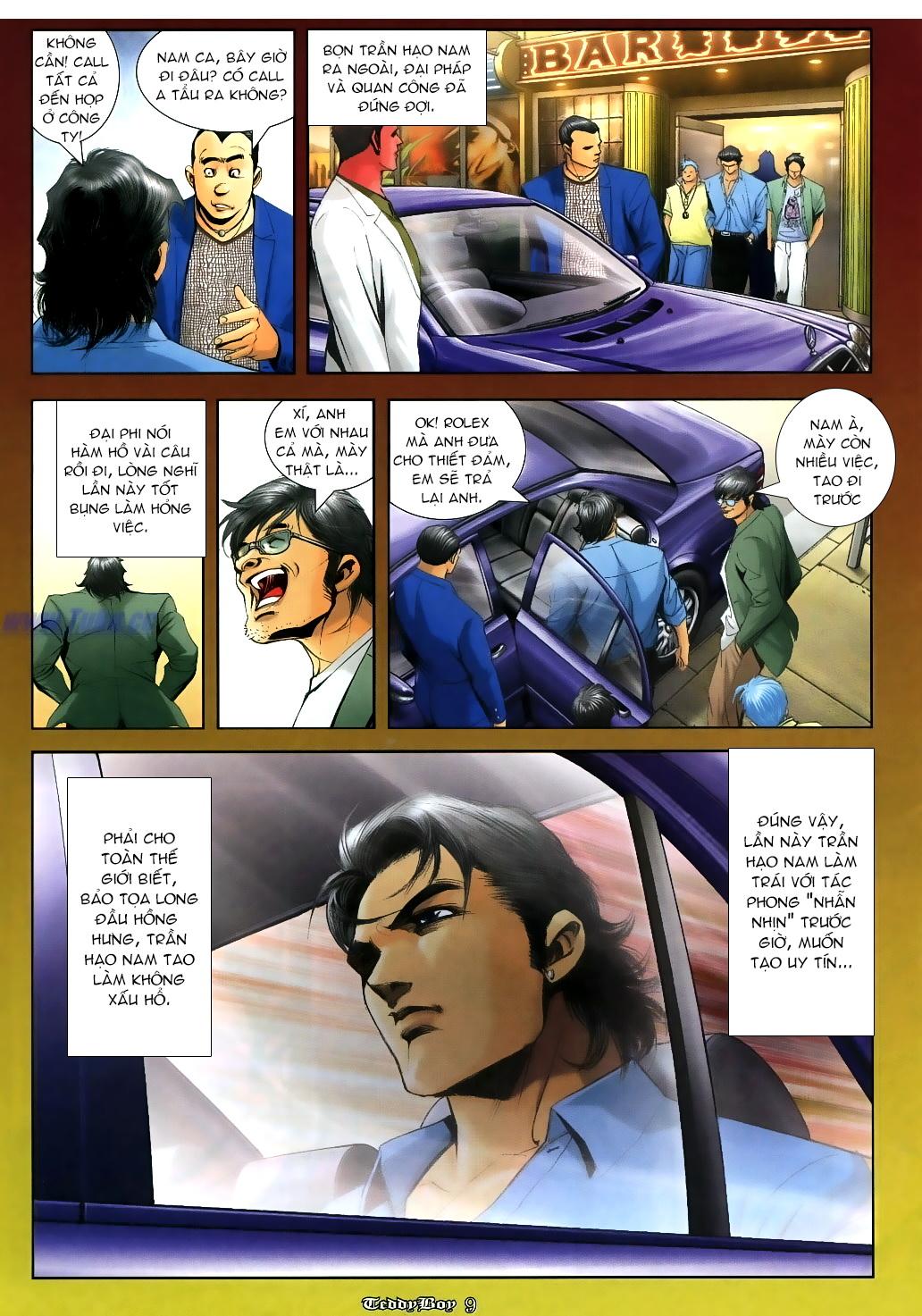 Người Trong Giang Hồ NetTruyen chap 987 - Trang 6