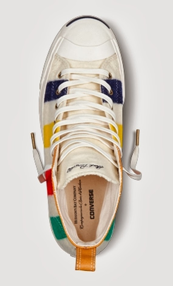 ee0bae078fca7 There s the Hudson s Bay Company (Canada s premium retailer) Jack Purcell  sneaker collection. Designed in the heritage of the iconic Hudson s Bay ...