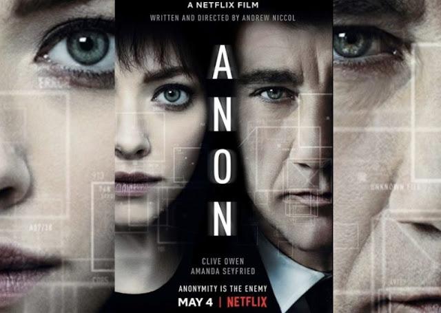 مراجعة فيلم Anon.. قصة محقق في عالمٍ رقمي مراقب بالكامل، لكن أحدهم اخترق النظام!