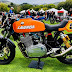 "Laverda ""Endurance Cafe"""