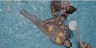 Video by sauti sol and Ali Kiba.
