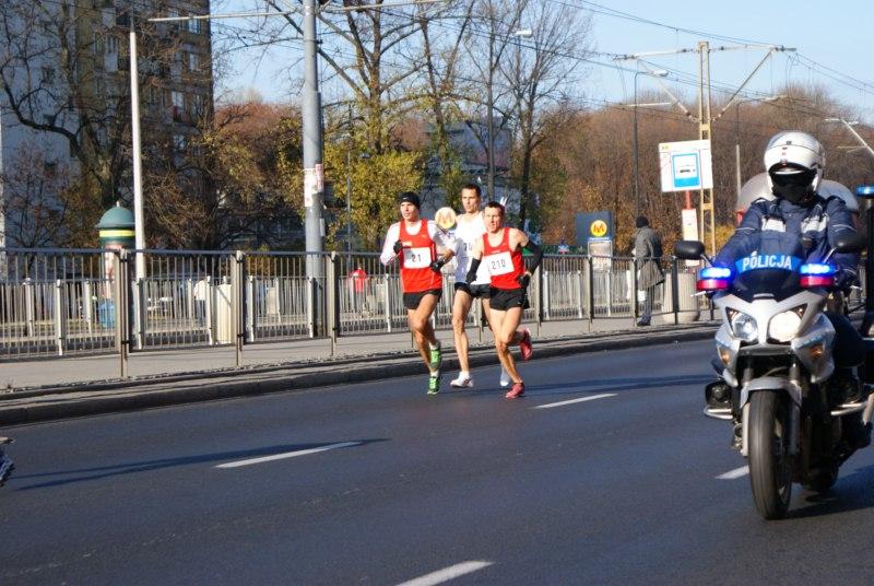 Leszek biega (bo lubi): 2011