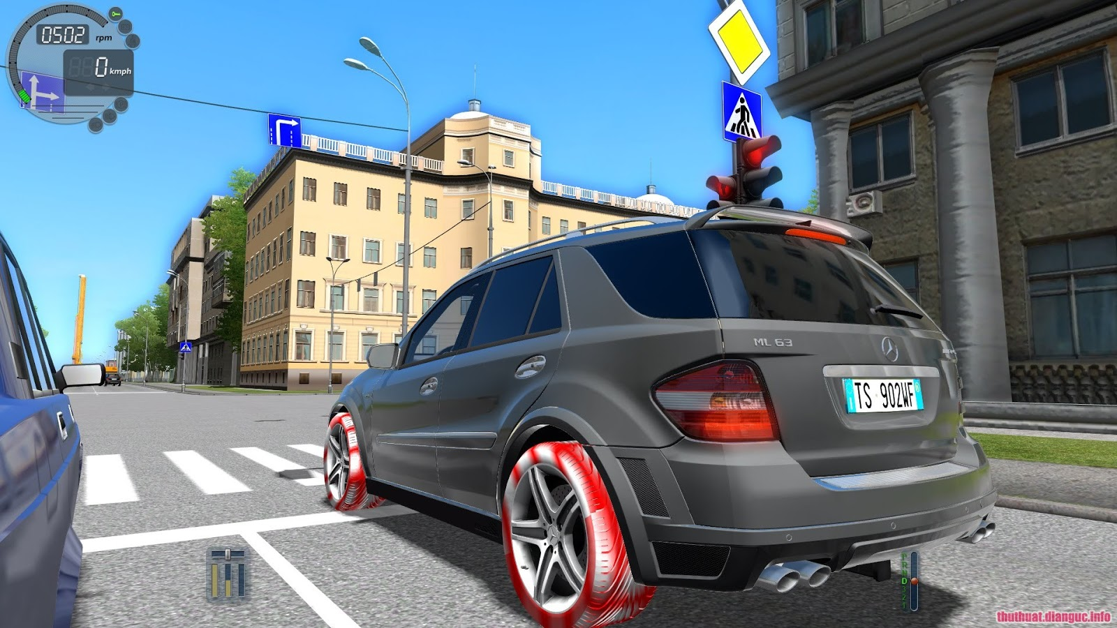 Download game City Car Driving 1.5.2 full crack