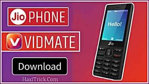 Jio Phone Me Vidmate Download Kaise Kare