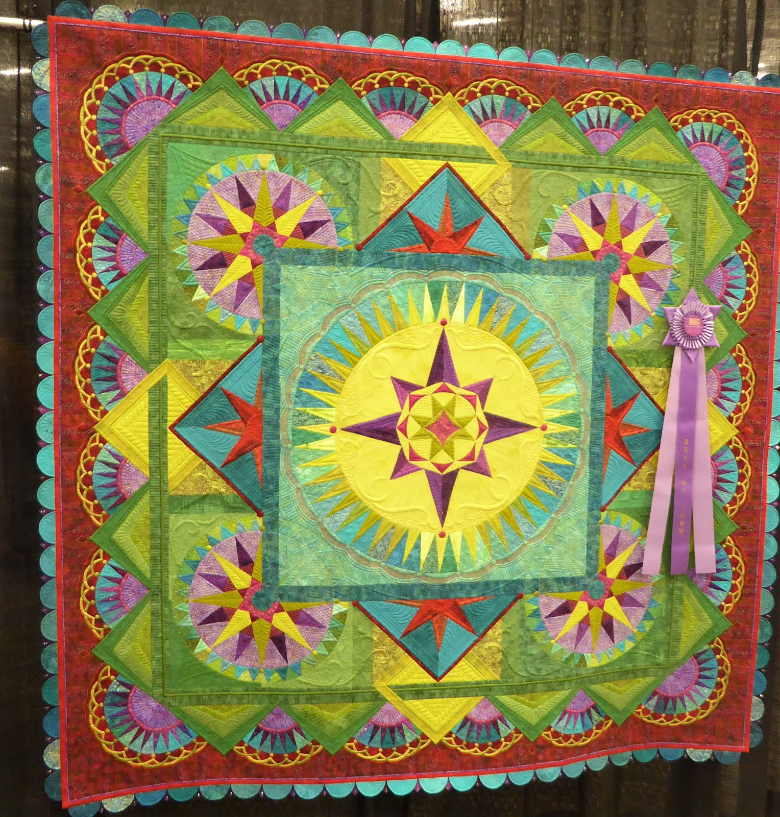 Rv Khronicles Of Kevelyn Madison Quilt Expo And Doctor Visits