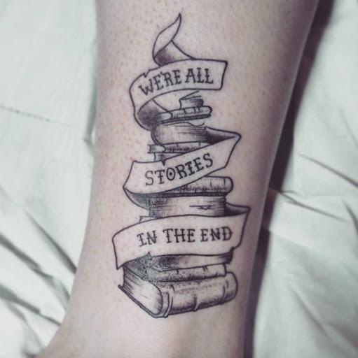 Todos nós estamos histórias no final