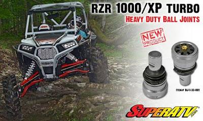RZR XP1000 / XP Turbo Heavy Duty Ball Joint