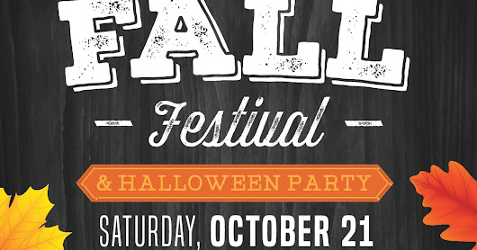 Lake Pointe Fall Festival happening this Saturday Oct 20th