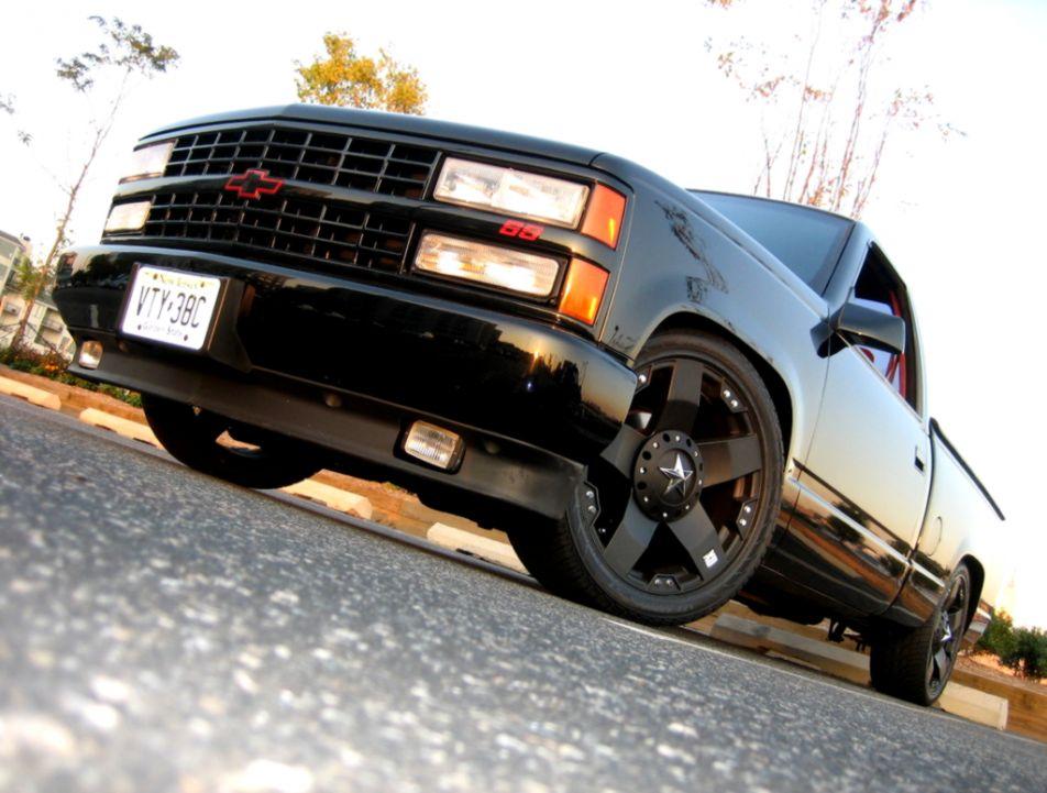 Chevrolet Ss Truck Wallpaper Wallpapers Base