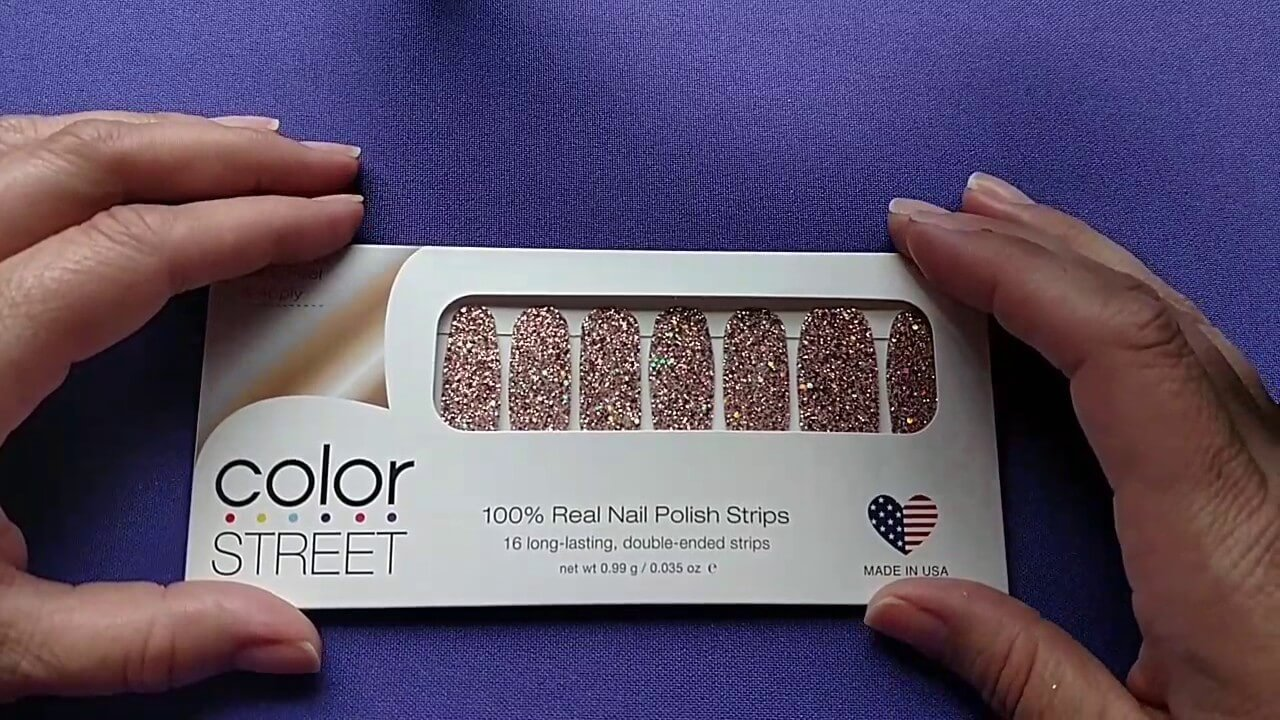 FREE Color Street Nail Polish Strips - Freebies2you