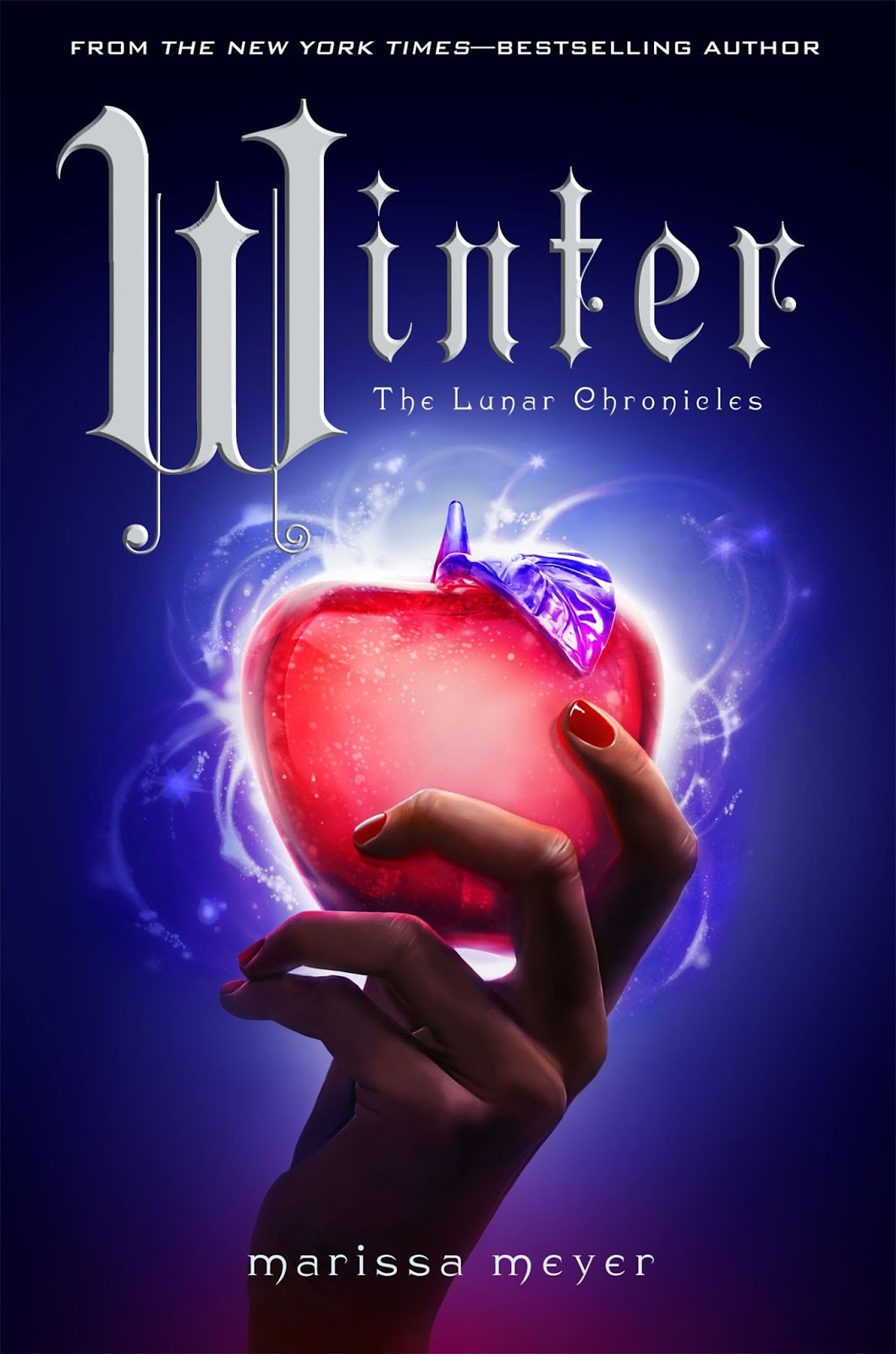 Winter Marissa Meyer Cover The Lunar Chronicles