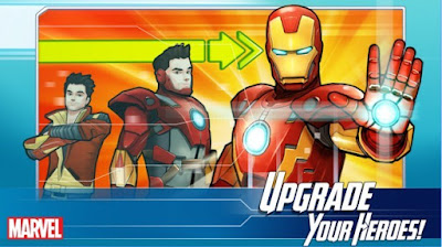 marvel avengers academy unlimited shards apk
